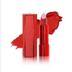 Hank & Henry Satin Matte Red Lipstick